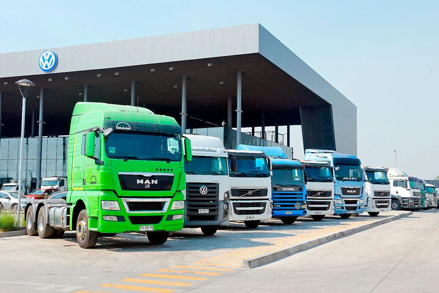 camiones usados volkswagen