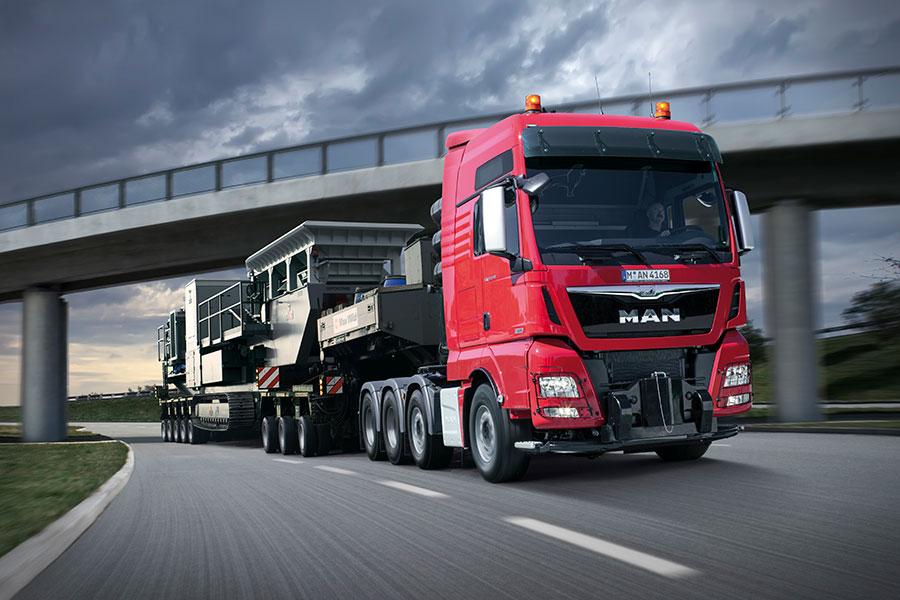 camiones usados man