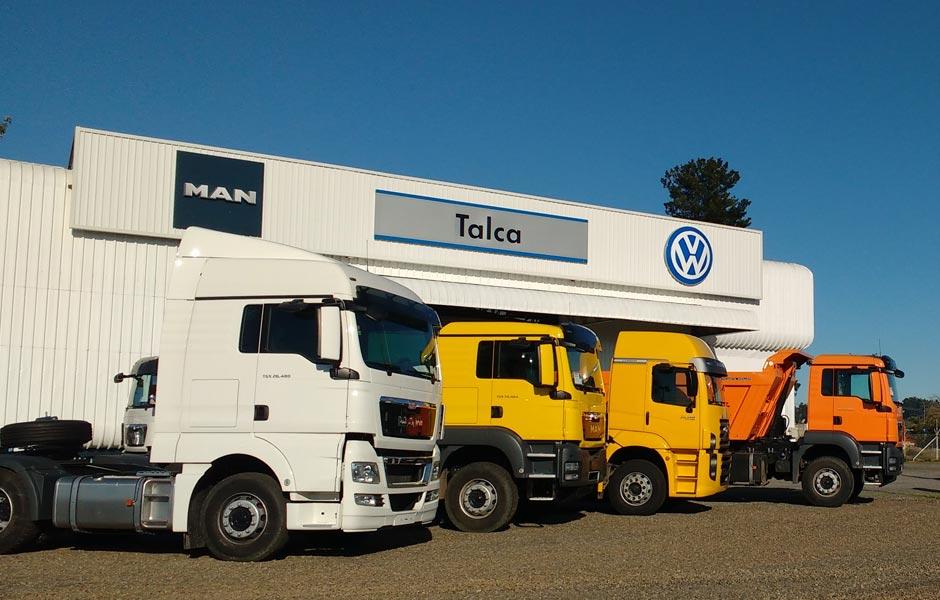 camiones usados talca