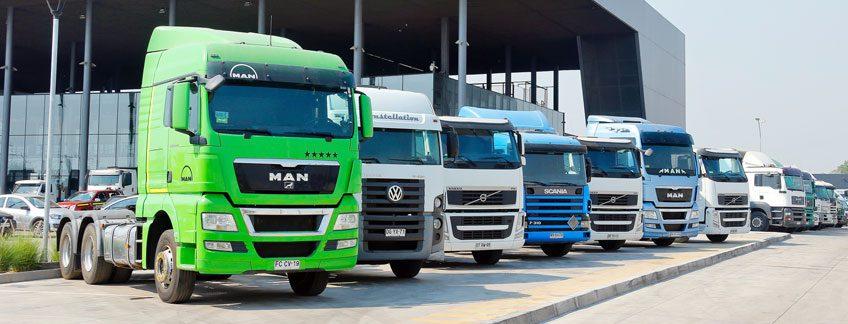 camiones usados stock
