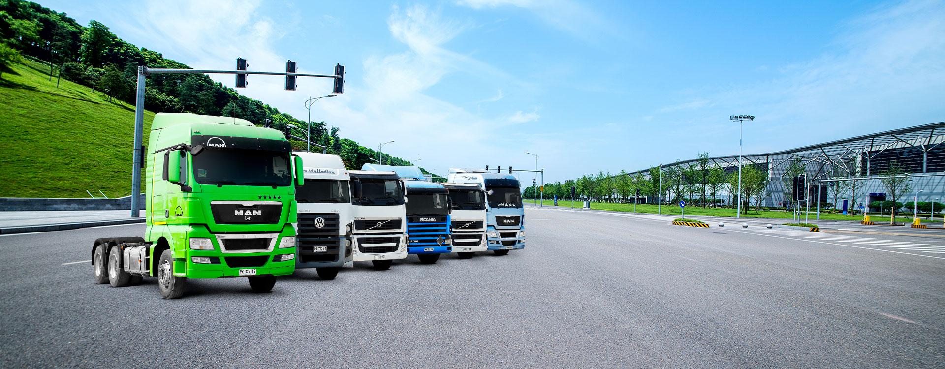 camiones usados santiago
